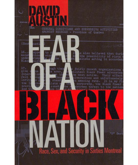 Fear of a Black Nation, de David Austin