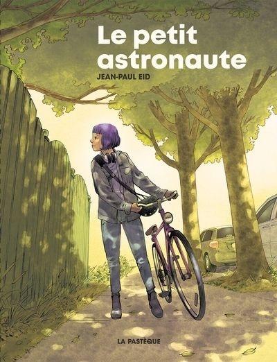 Le petit astronaute, de Jean-Paul Eid (texte et illustrations)