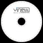 DVD und CD Label erstellen online