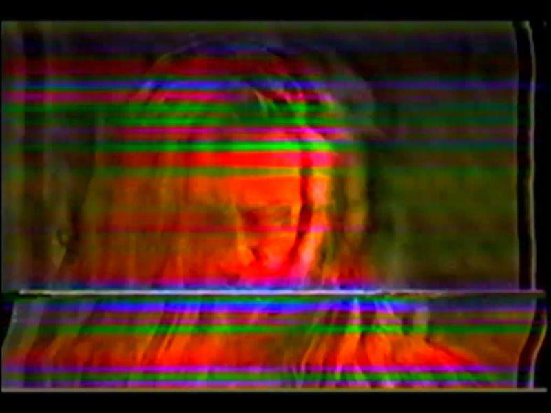 Farbflackern bei Videokassetten