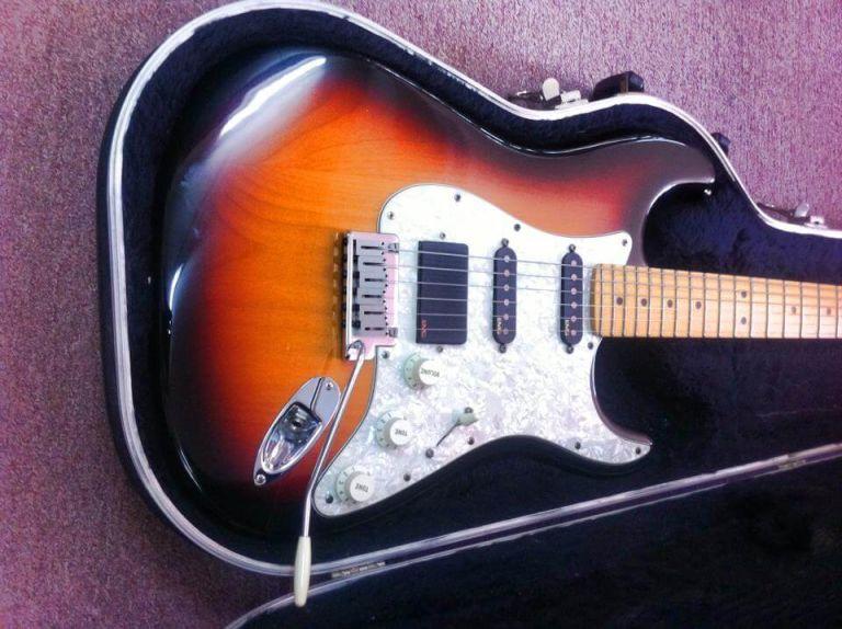גיטרה וינטג' תל אביב, גיטרה וינטג'