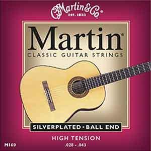 מיתרים לגיטרה תל אביב, מיתרים לגיטרה martin classic guitar strings
