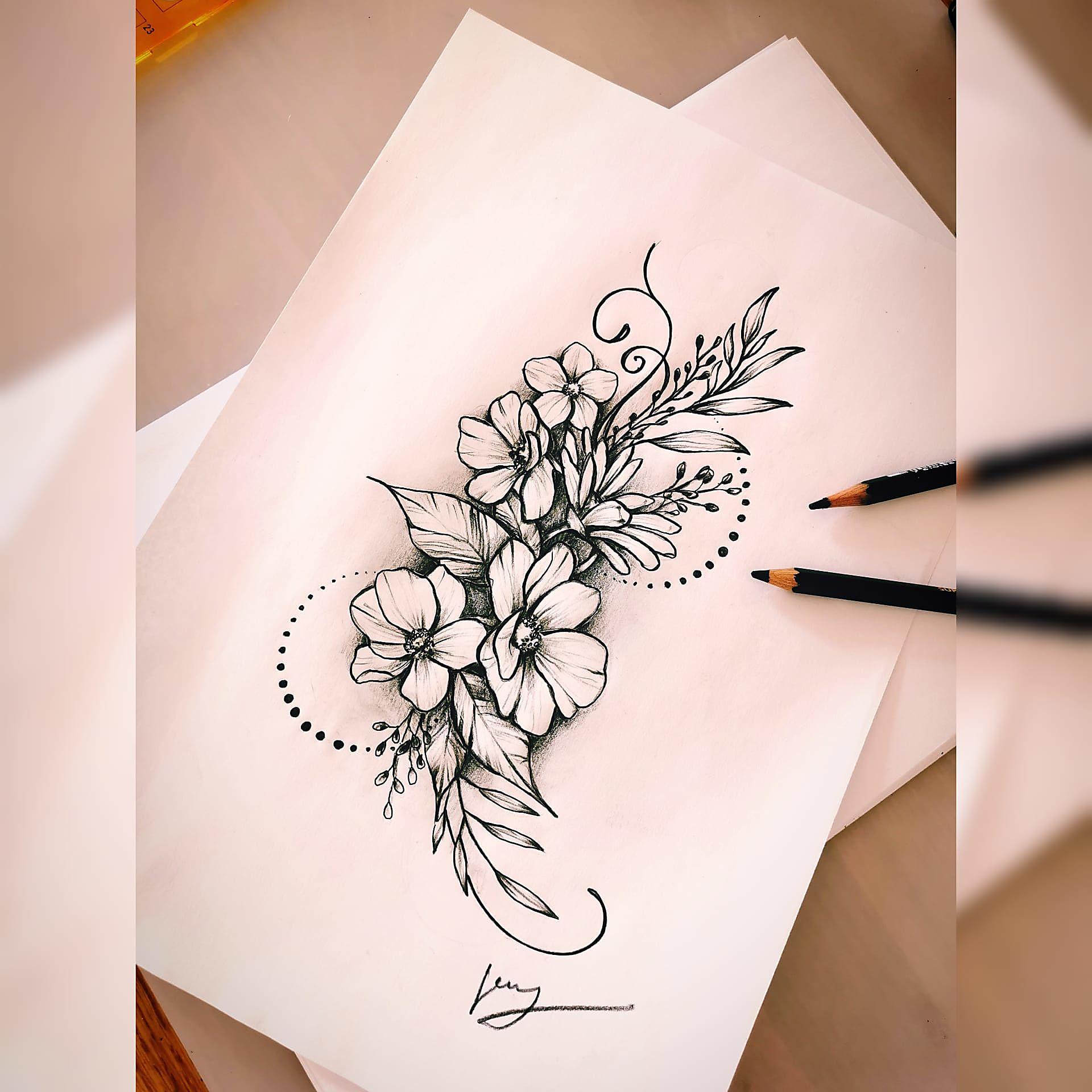 Ich bin fleissig für euch am zeichnen!