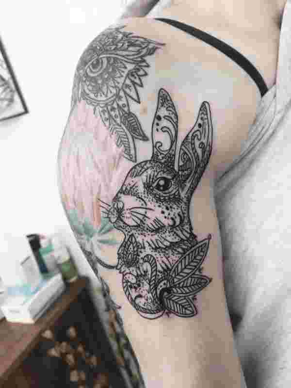 Hase Tattoo