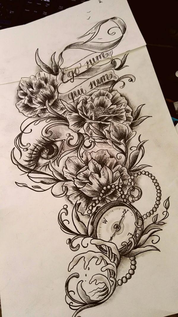 Tattoo Zeichnung