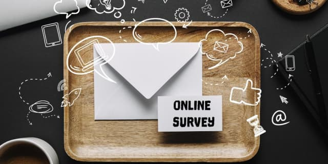 Online Scams 1 - Survey Scams