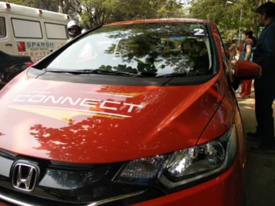 Get a smarter car with Honda Connect