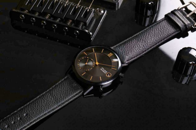 Muse Watch - A SmartWatch which doesn't need charging