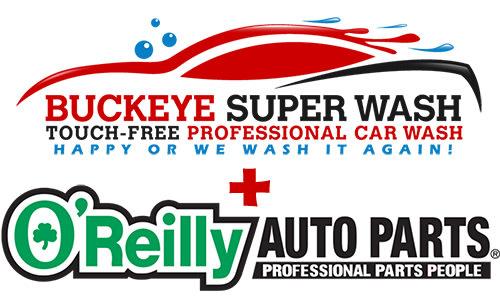 Buckeye Auto Parts >> Win A One Month Buckeye Unlimited Car Wash Amp A Road Side