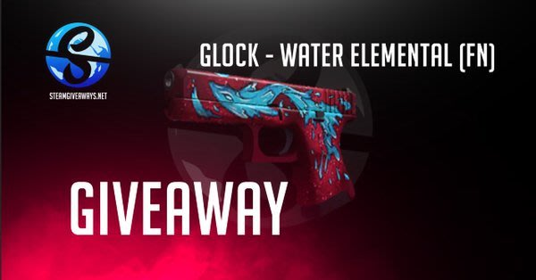 GLOCK WATER ELEMENTAL (FN) GIVEAWAY