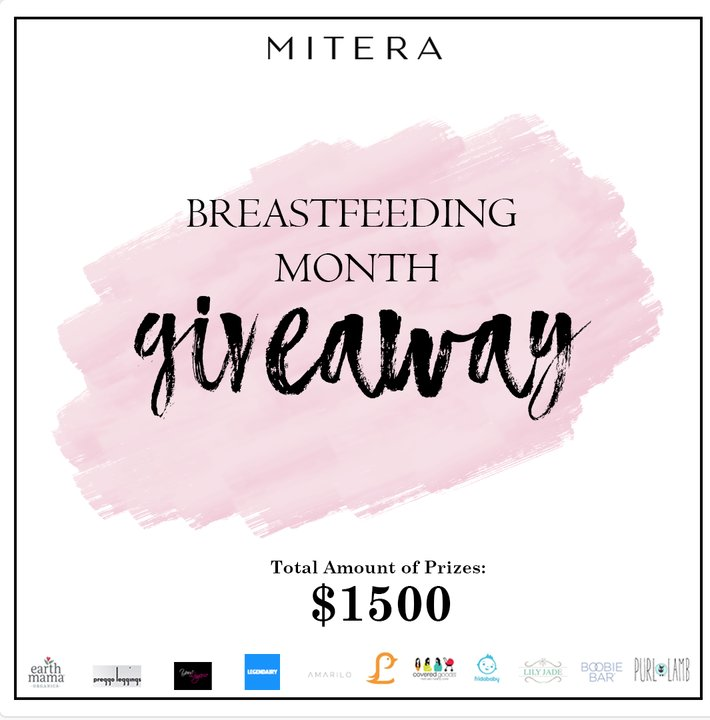 26e48dad2b2c7 Breastfeeding Month $1500 Giveaway