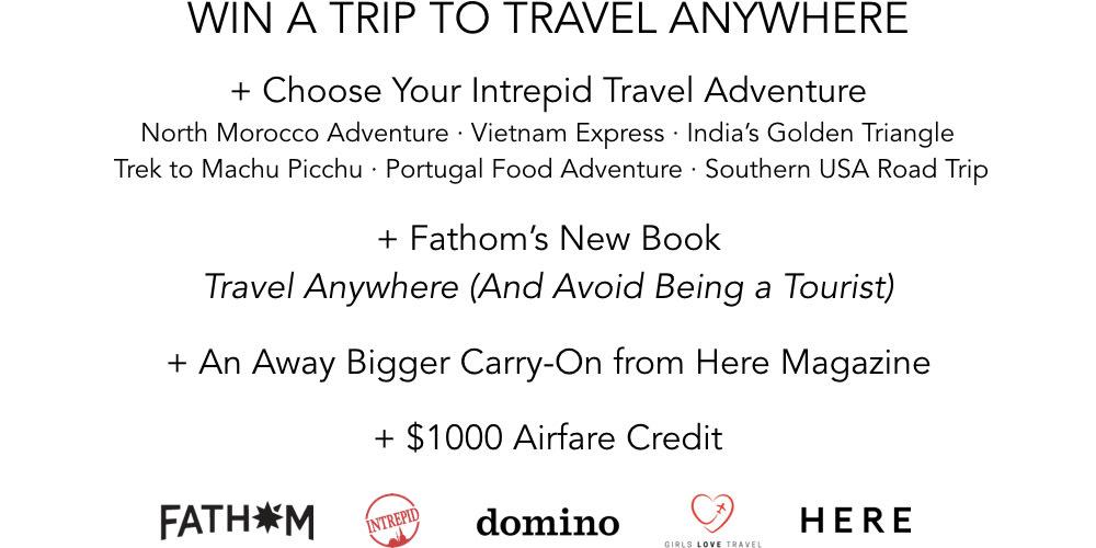 Travel Anywhere