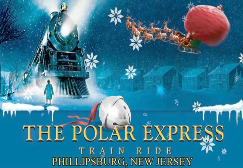 Win A Family 4 Pack Of Tickets For The Polar Express