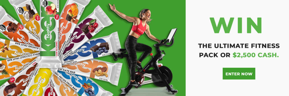 Keep Healthy Ultimate Fitness Sweepstakes