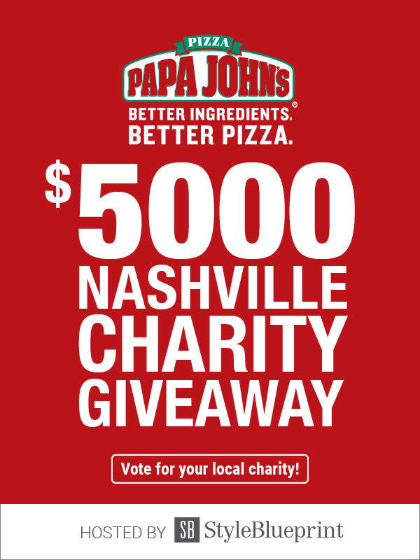 Shop for charity sweepstakes
