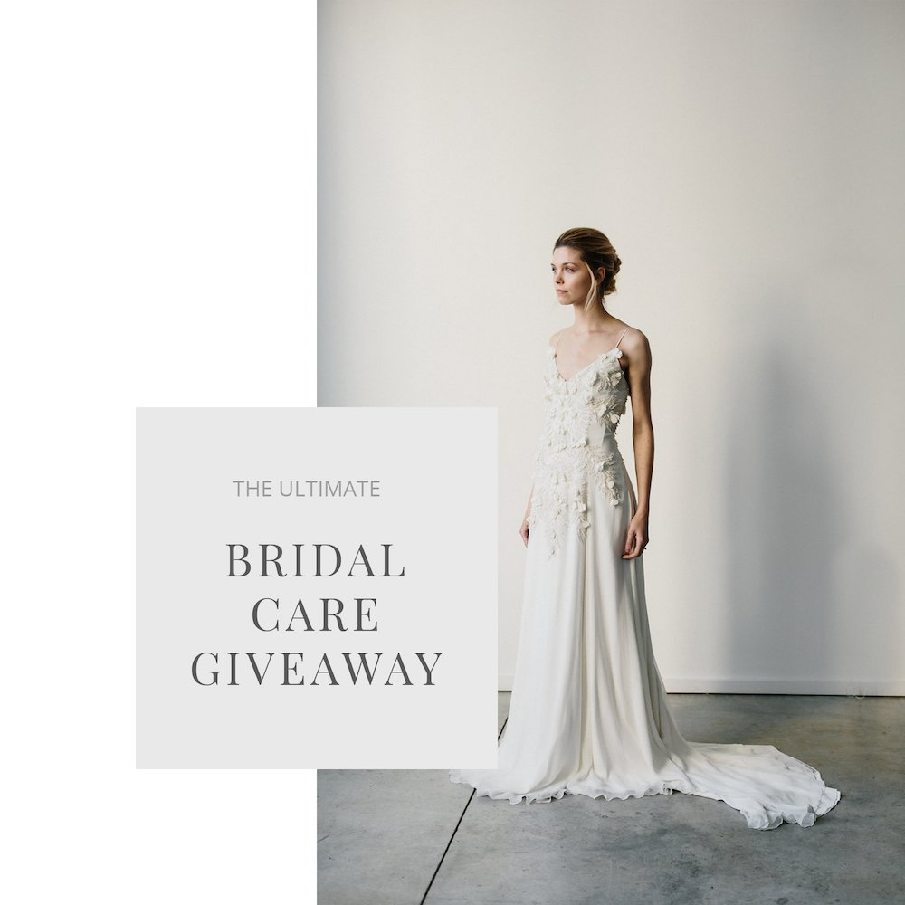 The Ultimate Bridal Care Giveaway — 12th Table