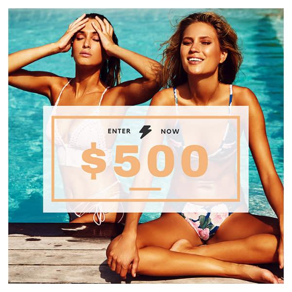Bikini Beach Monthly Contest Winners