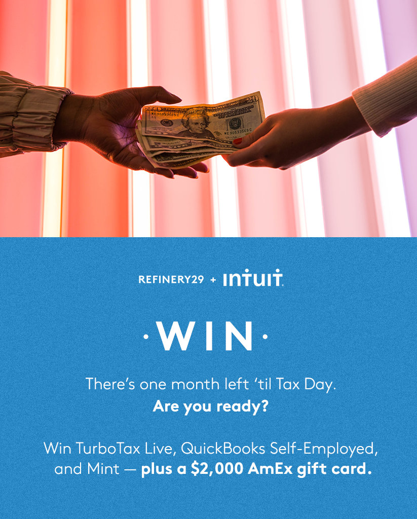 Win Intuit's suite of products to make tax day a breeze