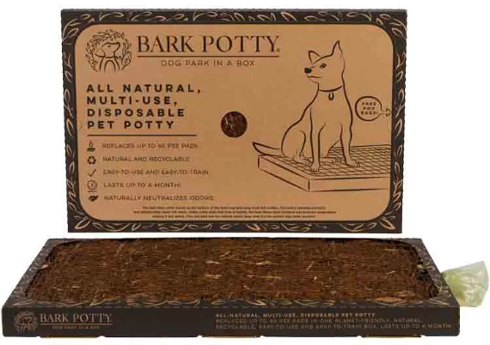 The Eco-Friendly Pooch Potty Pad Sweepstakes!