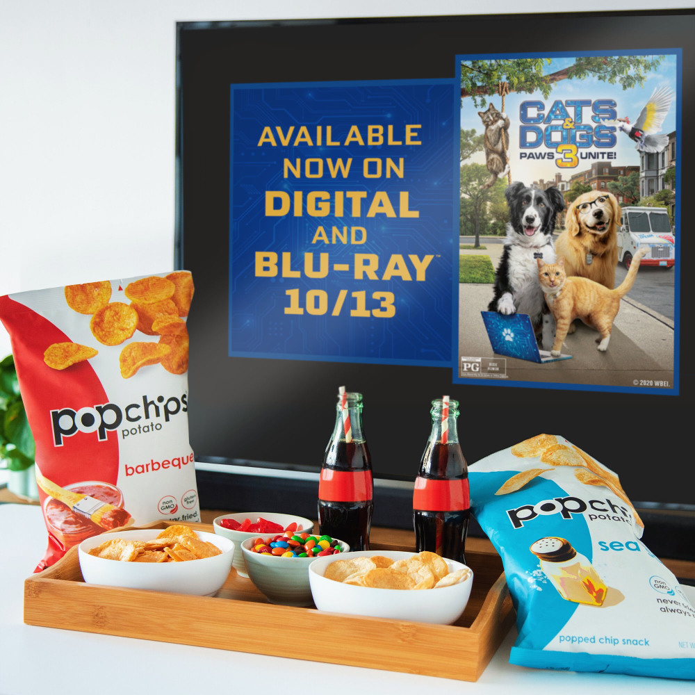 Popchips Ultimate Movie Night Sweepstakes