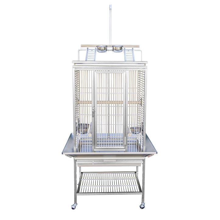 Win an Aluminum Bird Cage ($1,144 Value)!