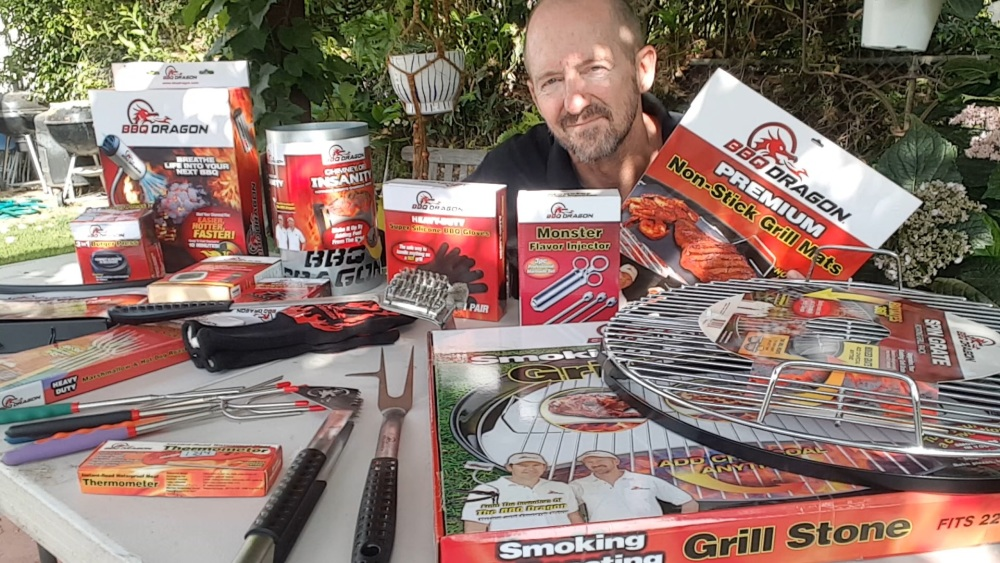 online contests, sweepstakes and giveaways - Win a BBQ Dragon Grilling Package ($529 Value)!