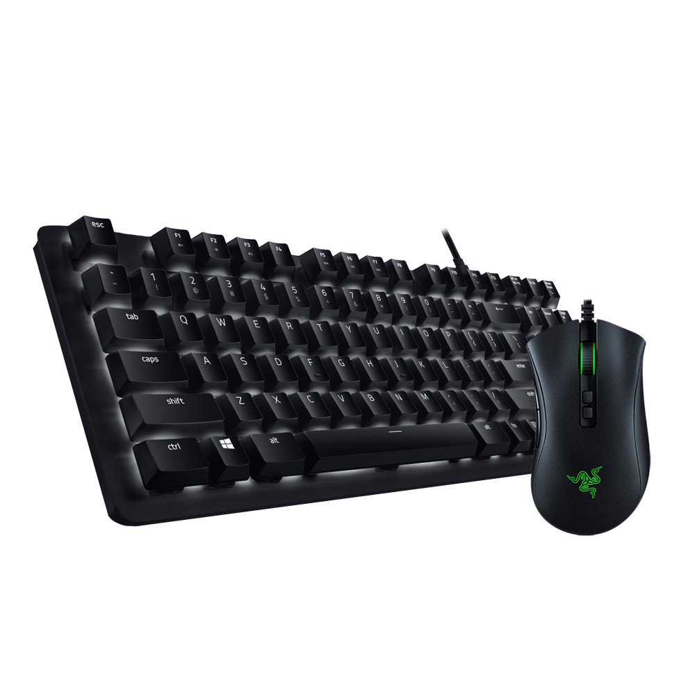 Win a Razer Mechanical Keyboard and Mouse