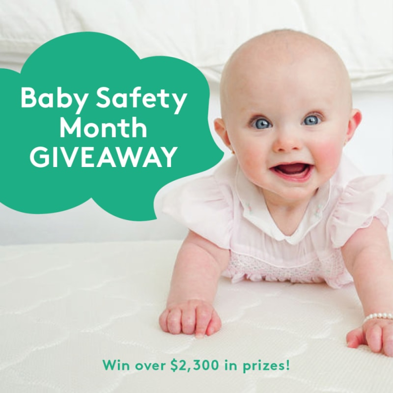 Newton Baby Safety Month Giveaway