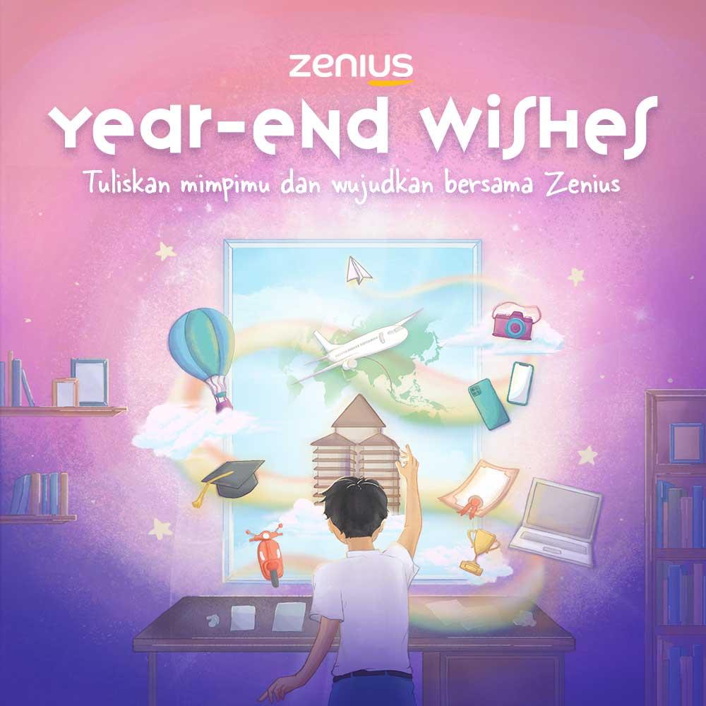 Zenius Year End Wishes