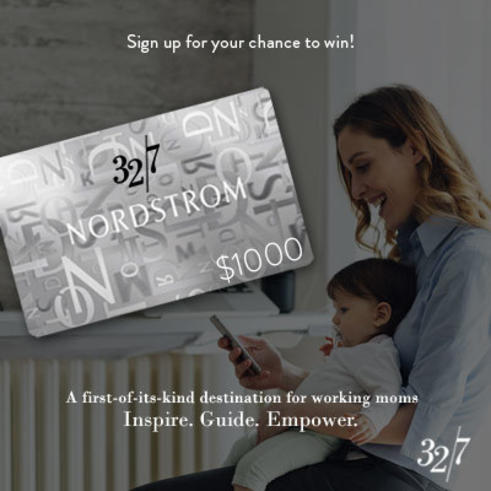 Win a $1000 Nordstrom Gift Card