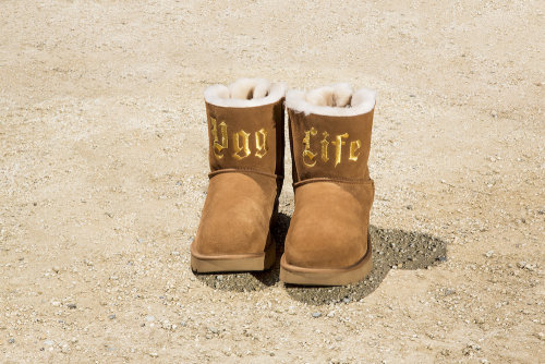 This is UGG - UGG x Jeremy Scott Giveaway