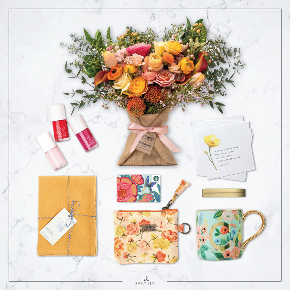 Emily Lex May Giveaway