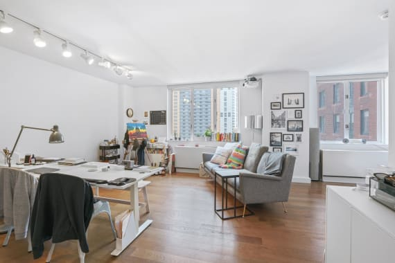 photo of 225 Rector Place  ·  11-S