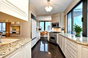 Listing of the Week: Yorkville Condo-op with a Balconied Kitchen