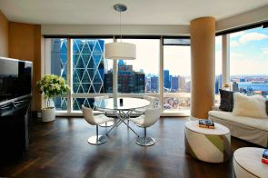 Listing of the Week: A Palace in the Sky at Time Warner Center