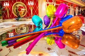 Jeff Koons: Blowing Up like his Famous Balloons