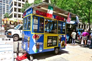 Top 5 Park Avenue Food Trucks