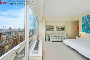 WSJ House of the Day: Gorgeous Views in Sutton Place!