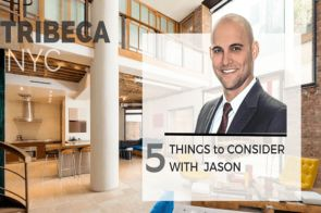 TriBeca: 5 Things to Consider with Jason