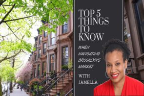 Buying: Navigating Brooklyn's Market with Jamella