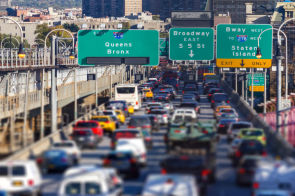 Traffic Congestions Expected to Cost City Billions