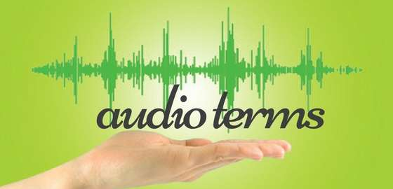 audio terms