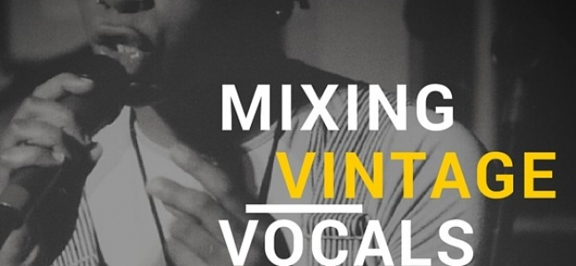 how to mix vocals