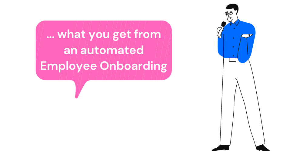 Benefits of automating employee onboarding