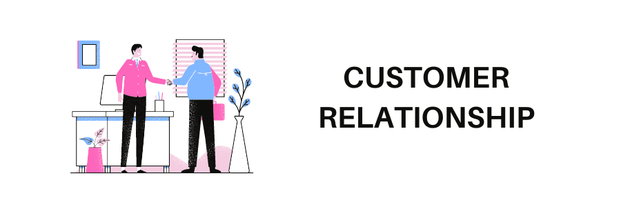 office automation system for customer relationship
