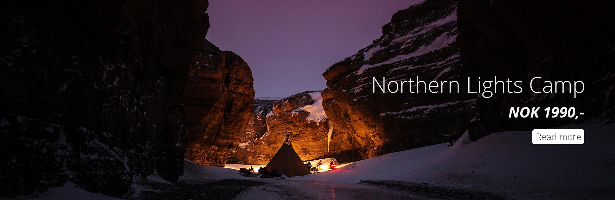 Northern Lights Camp