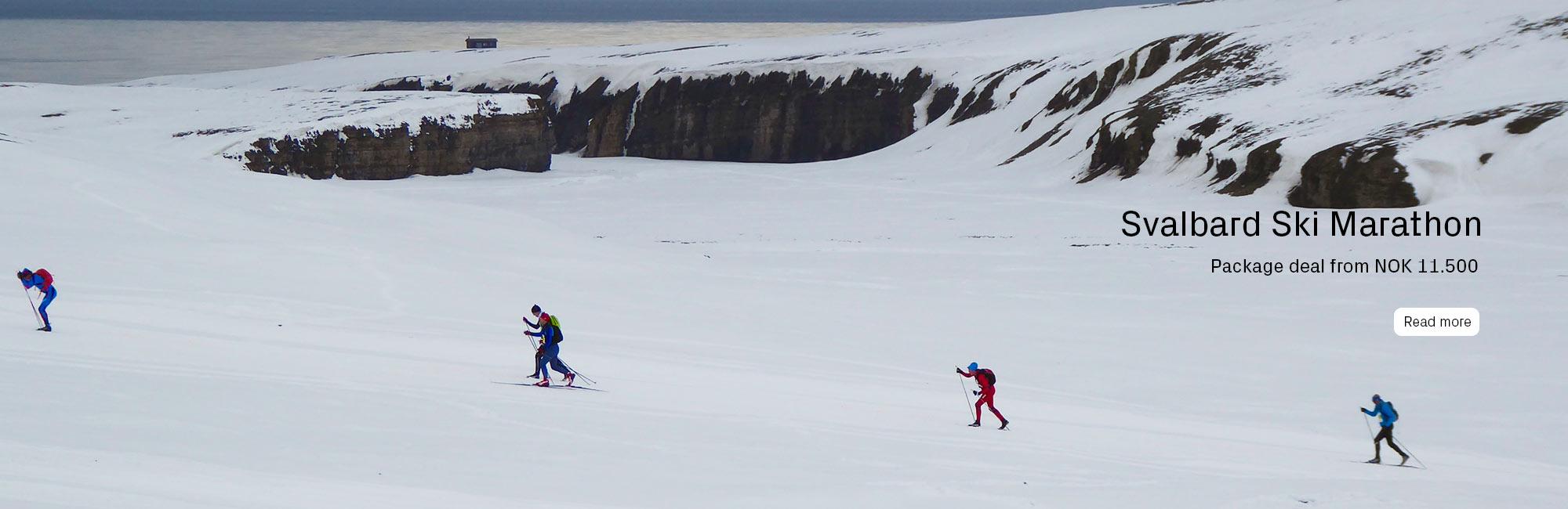 Photo: Svalbard Turn