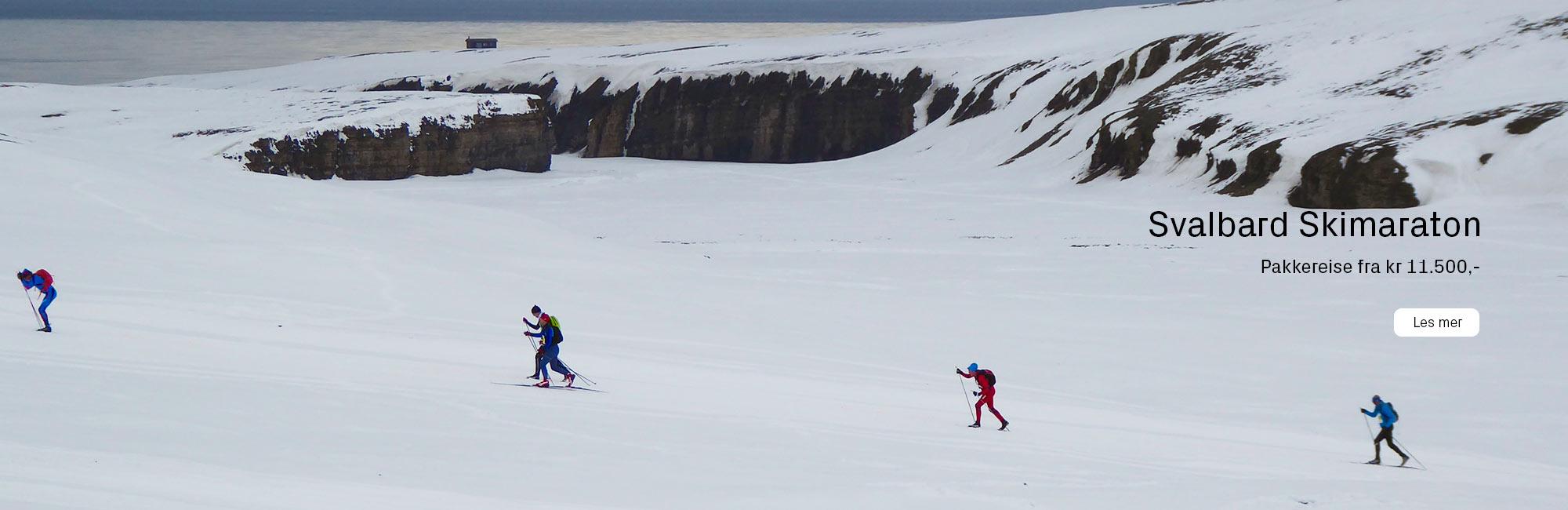 Foto: Svalbard Turn