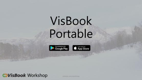 Nyheter om VisBook Portable ved Thomas og Niklas