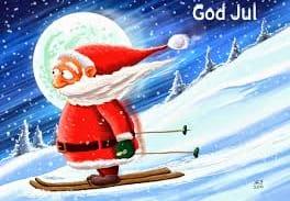 Jul og Nyttår 18.desember til 1.januar